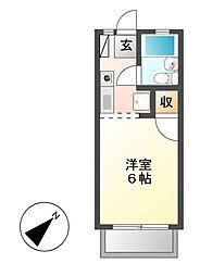 中村公園駅 2.7万円