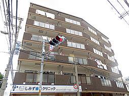 大阪府大阪市東淀川区豊里7の賃貸マンションの外観