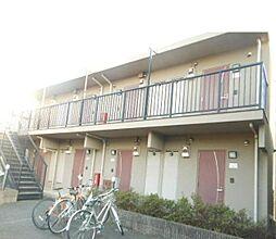 埼玉県草加市神明1の賃貸マンションの外観