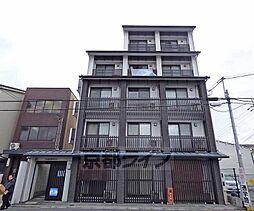 京都府京都市上京区古美濃部町の賃貸マンションの外観