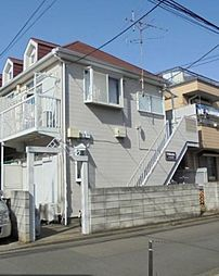 神奈川県相模原市南区上鶴間8丁目の賃貸アパートの外観