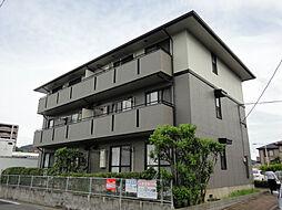 メルべーユ前田[1階]の外観