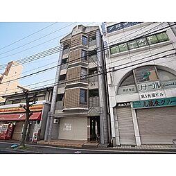奈良県大和高田市高砂町の賃貸マンションの外観
