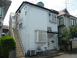 田沢アパート[201号室]の外観