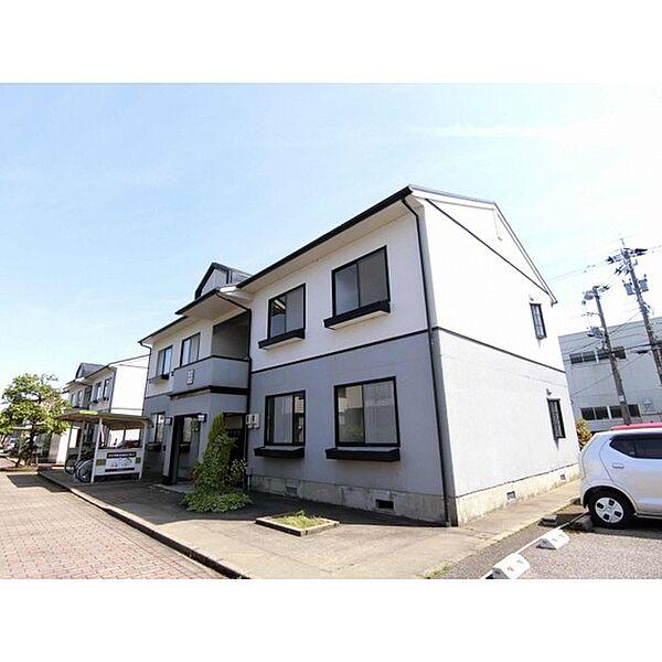 サンビレッジ 2階の賃貸【富山県 / 高岡市】