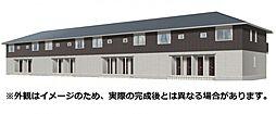 (仮称)三木市福井D-room[202号室]の外観