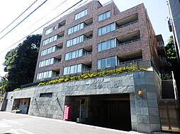 コートアネックス麻布永坂[4階]の外観