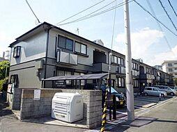 矢内ハイツ南花屋敷B棟[1階]の外観