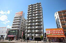 愛知県名古屋市熱田区四番1丁目の賃貸マンションの外観