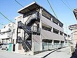 埼玉県越谷市千間台西2丁目の賃貸マンションの外観