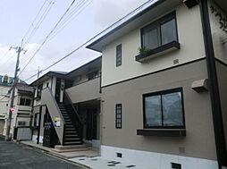 大阪府門真市大倉町の賃貸アパートの外観