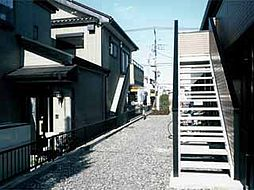 埼玉県鴻巣市宮前の賃貸アパートの外観