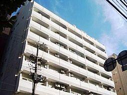 チサンマンション新大阪[6階]の外観