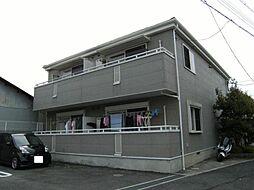 ヴェルデKN[2階]の外観
