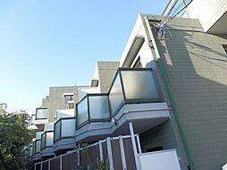 神奈川県横浜市神奈川区白幡上町の賃貸マンションの外観