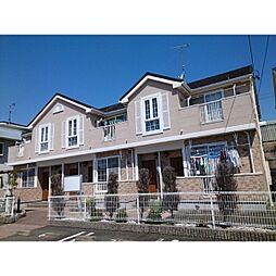 静岡県浜松市東区上新屋町の賃貸アパートの外観