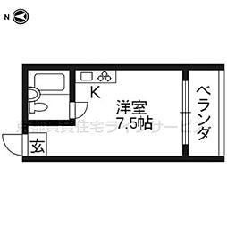 マンションVII[305号室]の間取り