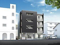 クレイノHIKARI[4階]の外観
