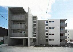 ソラーナ澄川[4階]の外観