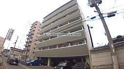 ウィングコート東大阪[4階]の外観