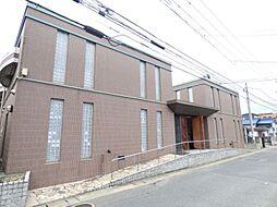 ロイヤルガーデンヴィラ箱崎ウエストステージ[2階]の外観