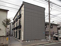東京都葛飾区東四つ木2丁目の賃貸マンションの外観