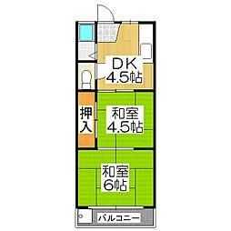 新田駅 3.9万円