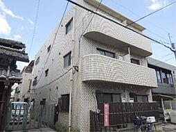京都府京都市伏見区銀座町3丁目の賃貸マンションの外観
