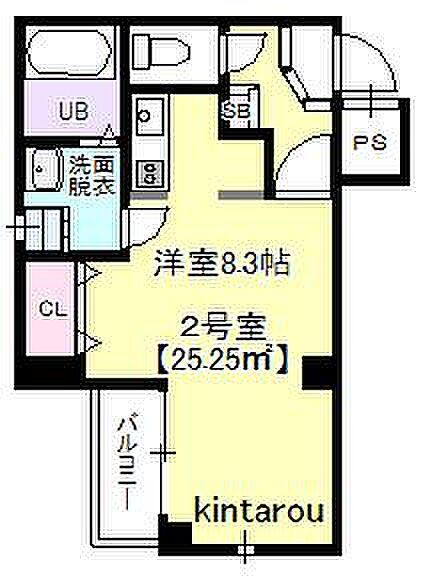 ブライトヒルズ新宿[402号室]の外観