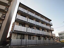 奈良県北葛城郡王寺町久度1丁目の賃貸アパートの外観