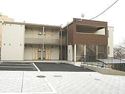 小田急小田原線 本厚木駅 バス11分 船子下車 徒歩6分の賃貸アパート