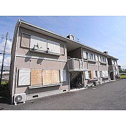 奈良県天理市勾田町の賃貸アパートの外観