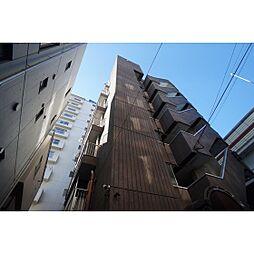 東京都世田谷区松原3丁目の賃貸マンションの外観