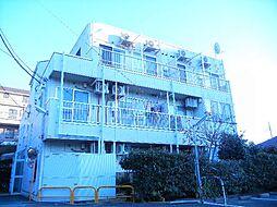第二萩山コーポ[303号室]の外観