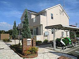 福岡県遠賀郡遠賀町大字木守の賃貸アパートの外観