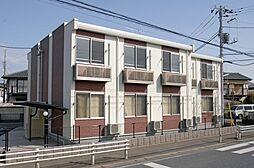 レオネクスト新宿台[2階]の外観