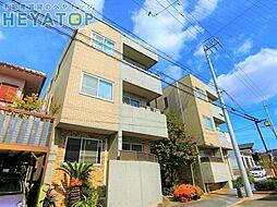 愛知県名古屋市瑞穂区軍水町2丁目の賃貸マンションの外観