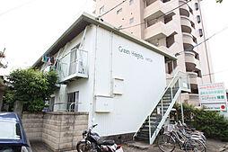 愛知県名古屋市瑞穂区豊岡通2の賃貸アパートの外観