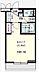 間取り,1K,面積23m2,賃料6.5万円,JR京浜東北・根岸線 山手駅 徒歩4分,,神奈川県横浜市中区矢口台156-1