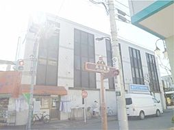 ハウス35[2階]の外観