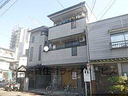 京都府京都市南区西九条池ノ内町の賃貸マンションの外観
