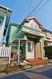 埼玉県越谷市赤山町2丁目の賃貸アパートの外観