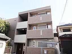 大阪府堺市堺区市之町東4丁の賃貸アパートの外観