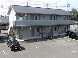エルクレールD棟 _[2階]の外観