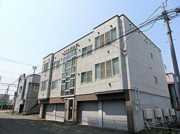ハイツ田村[203号室]の外観