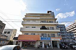 島田マンション[506号室]の外観
