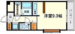 DOクレスト新大阪[4階]の間取り