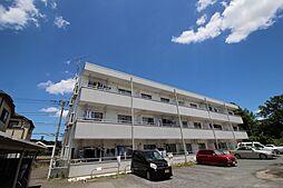 埼玉県新座市西堀1丁目の賃貸マンションの外観