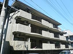 神奈川県横浜市青葉区新石川3丁目の賃貸マンションの外観