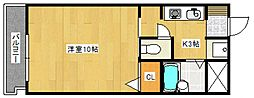 SIRIUS[6階]の間取り